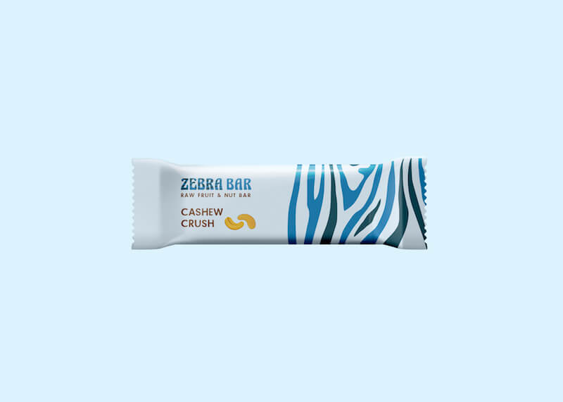 Zebra Bar Cashew Crush